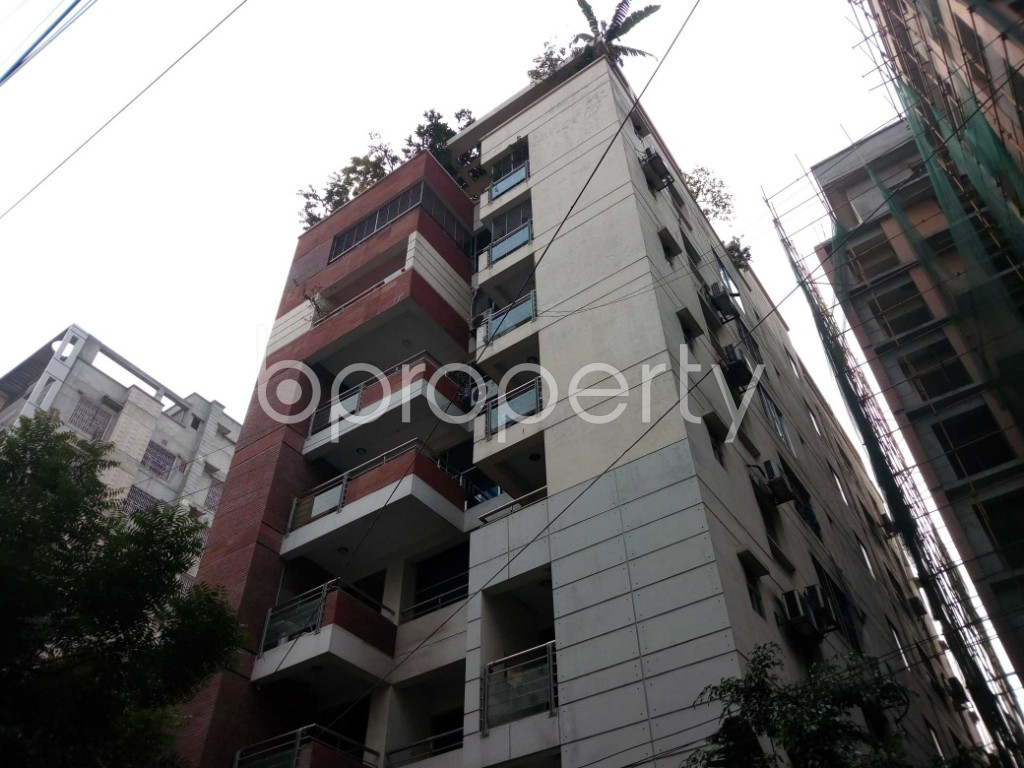 Outside view - 3 Bed Apartment for Sale in Banani, Dhaka - 1860001