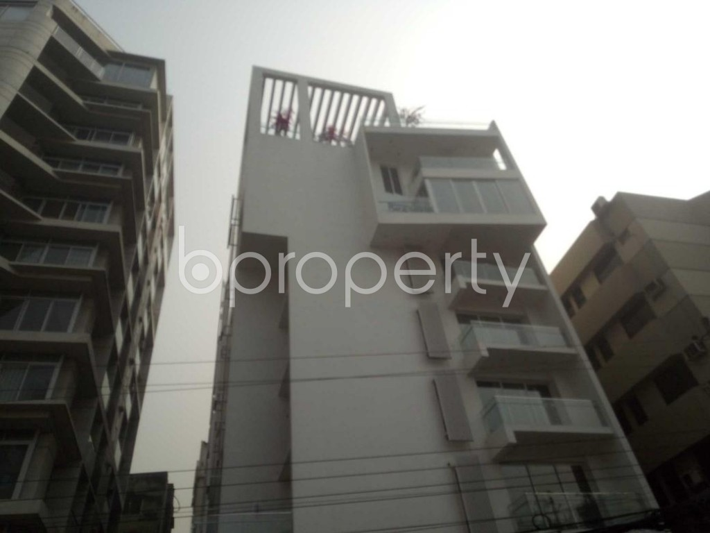 Front view - 4 Bed Apartment to Rent in Baridhara, Dhaka - 1860142