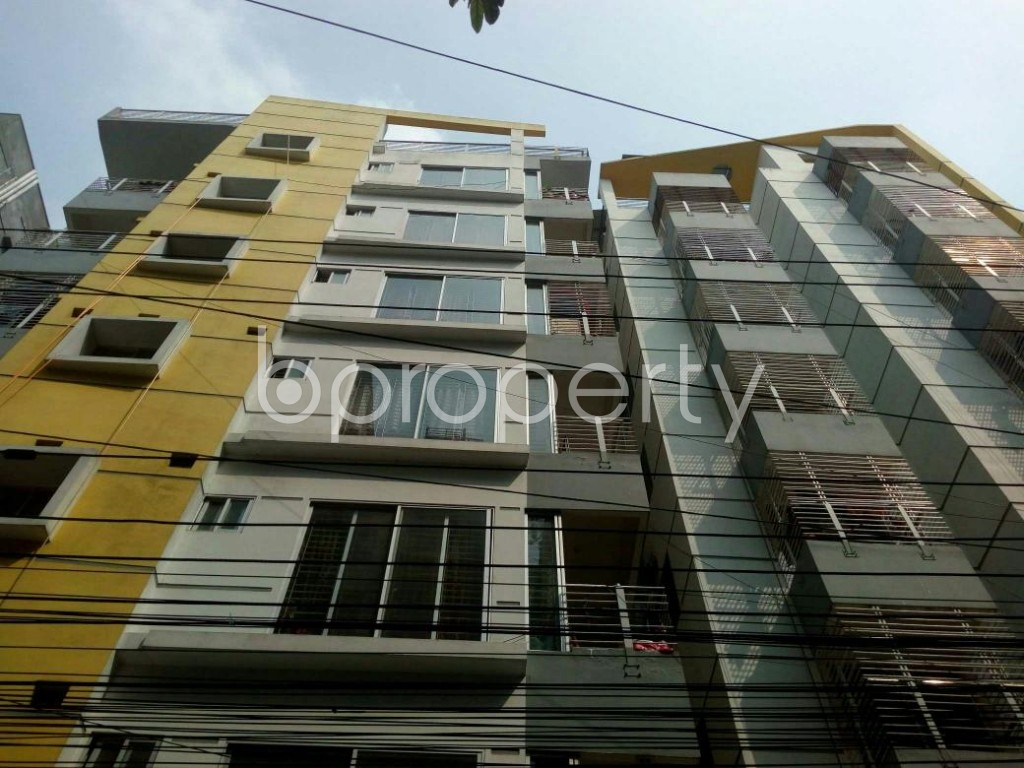 Front view - 5 Bed Duplex for Sale in Banasree, Dhaka - 1860272