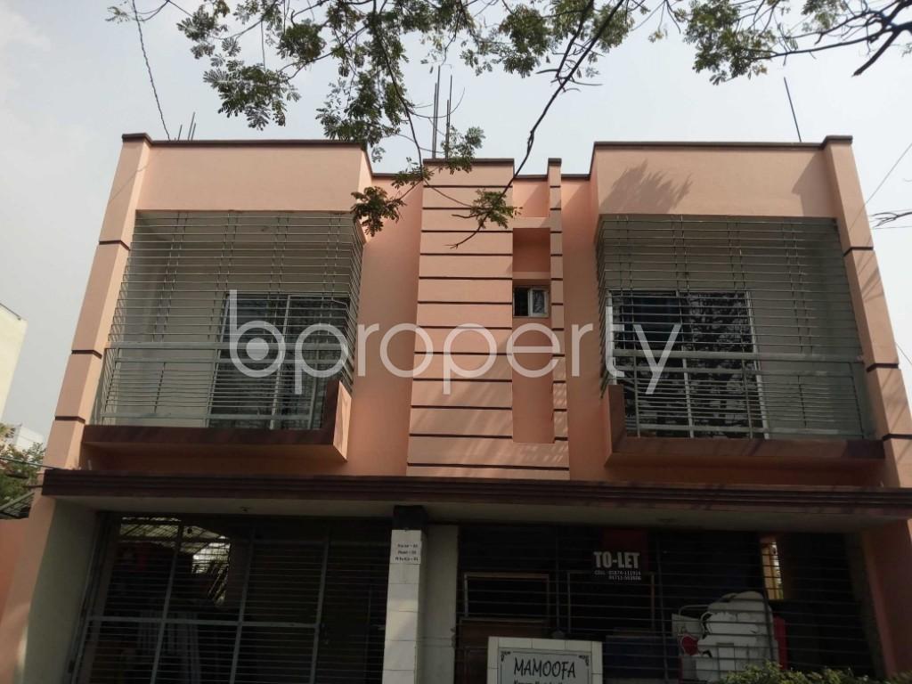 Outside view - 7 Bed Duplex to Rent in Nikunja, Dhaka - 1860535