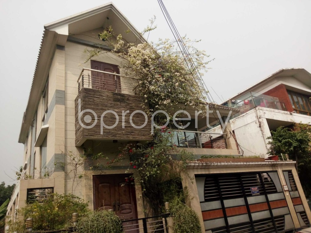 Outside view - 3 Bed Duplex to Rent in Nikunja, Dhaka - 1860536