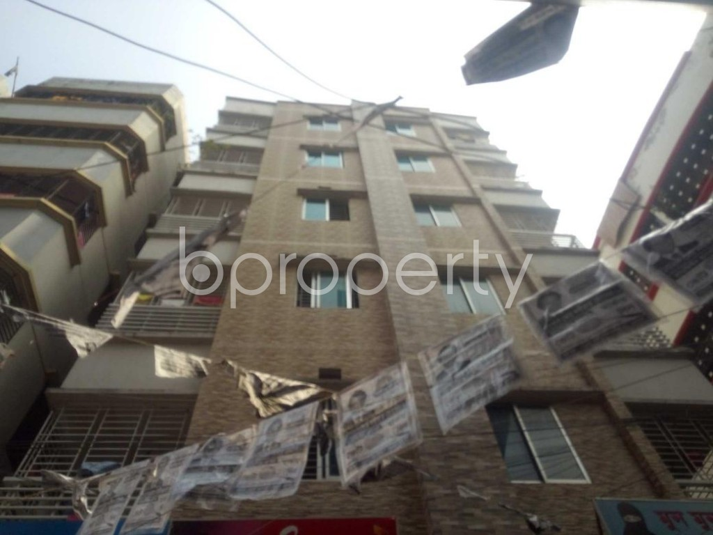 Front view - 2 Bed Apartment to Rent in Baridhara, Dhaka - 1860643