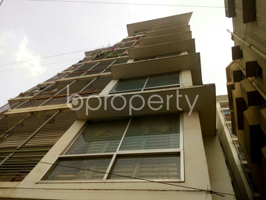 Outside view - 2 Bed Apartment for Sale in Sholokbahar, Chattogram - 1860817