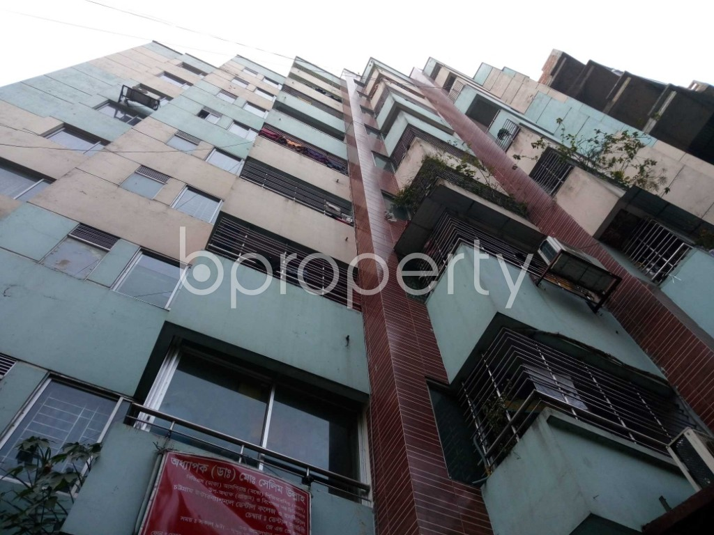 Front view - 3 Bed Apartment for Sale in Jamal Khan, Chattogram - 1860837