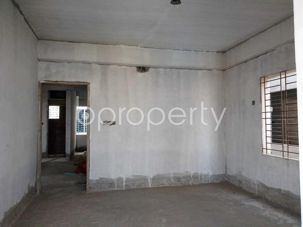 Bedroom - 3 Bed Apartment for Sale in Ibrahimpur, Dhaka - 1860901