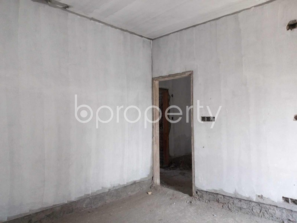 Bedroom - 3 Bed Apartment for Sale in Ibrahimpur, Dhaka - 1860902