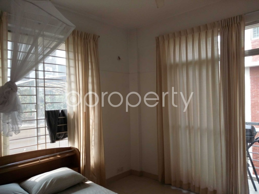 Bedroom - 3 Bed Apartment for Sale in Gulshan, Dhaka - 1860909
