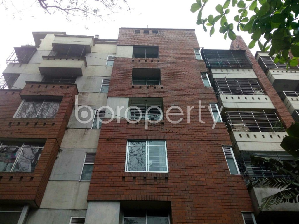 Outside view - 4 Bed Apartment for Sale in 16 No. Chawk Bazaar Ward, Chattogram - 1862161
