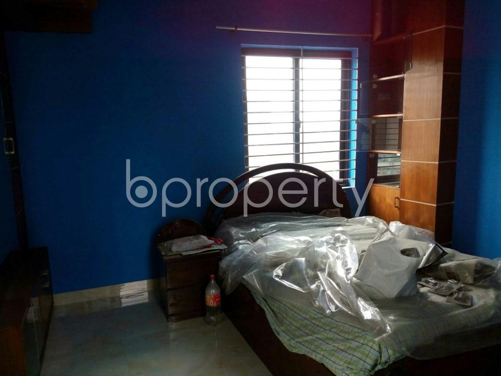 Bedroom - 2 Bed Apartment for Sale in Cantonment, Dhaka - 1862876