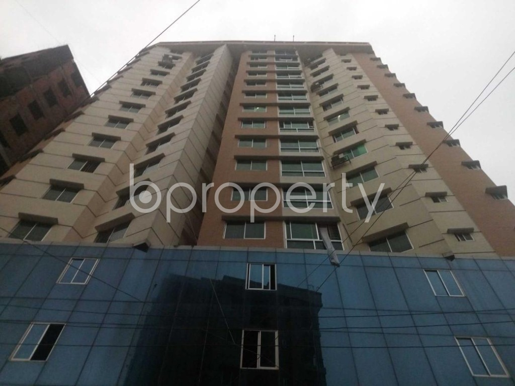 Front view - Office for Sale in Kathalbagan, Dhaka - 1863098