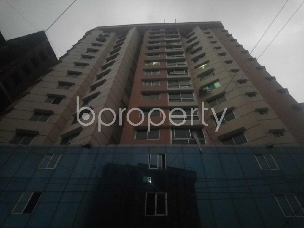 Front view - Office for Sale in Kathalbagan, Dhaka - 1863105