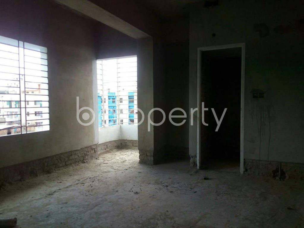 Bedroom - 3 Bed Apartment for Sale in 4 No Chandgaon Ward, Chattogram - 1863135