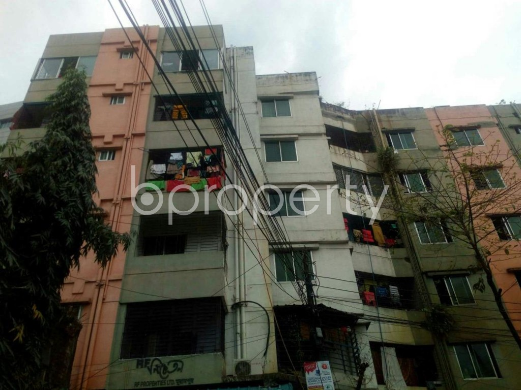 Front view - 2 Bed Apartment for Sale in 7 No. West Sholoshohor Ward, Chattogram - 1863270