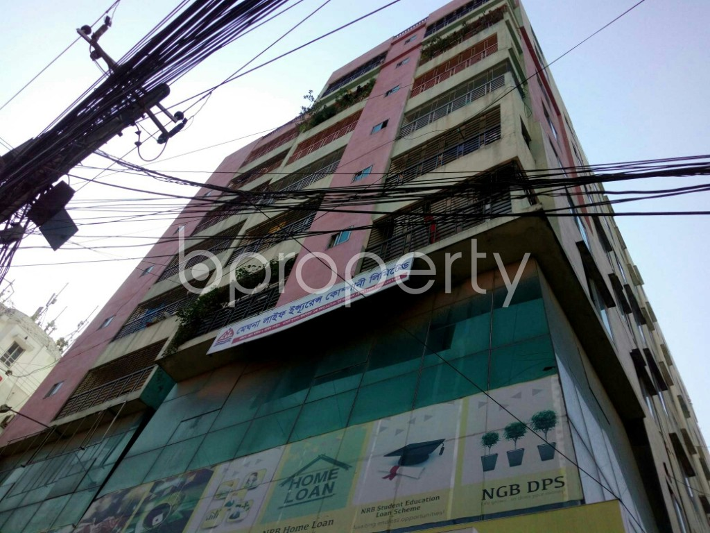 Outside view - 3 Bed Apartment for Sale in Muradpur, Chattogram - 1863366