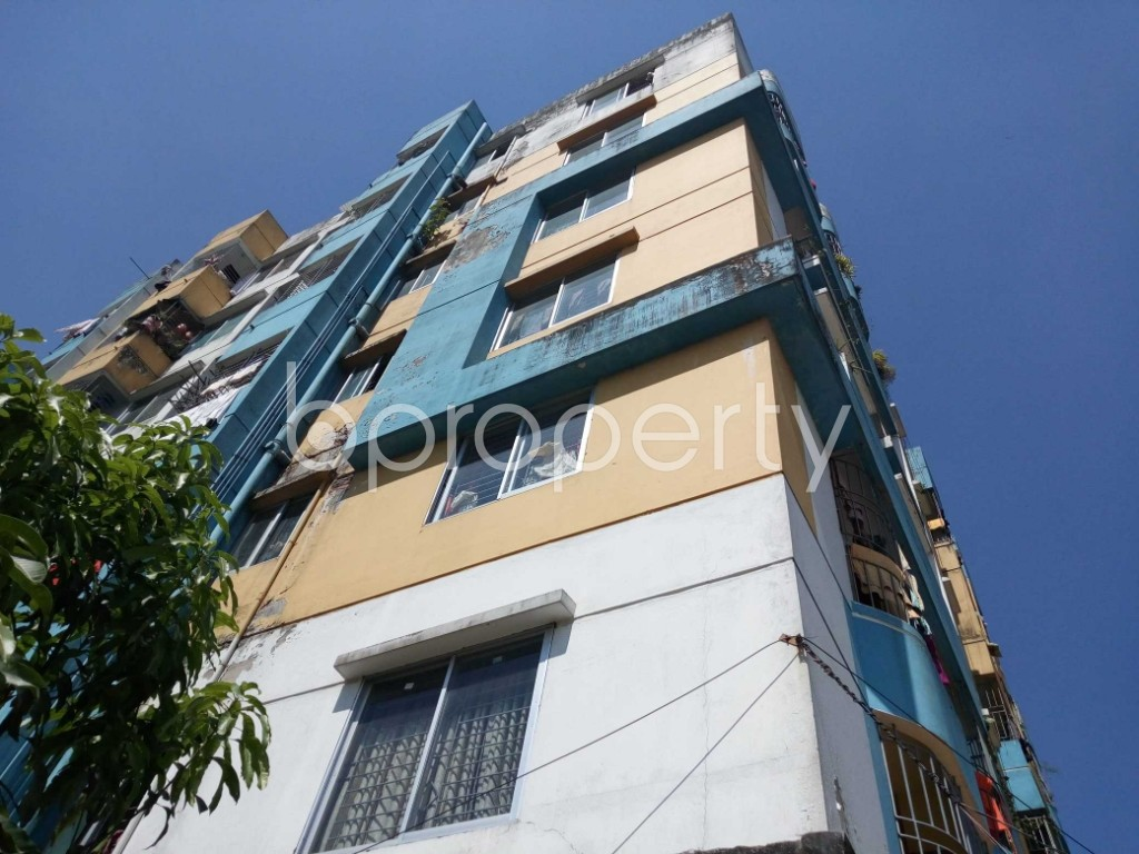 Front view - 3 Bed Apartment for Sale in Bakalia, Chattogram - 1863378