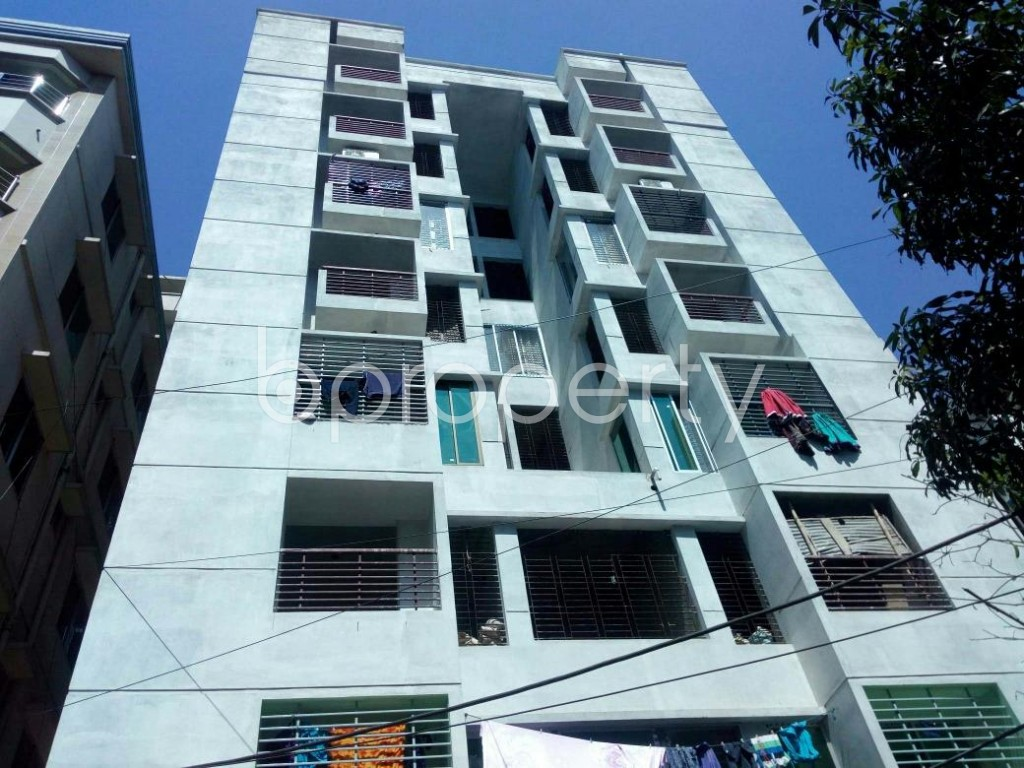 Front view - 5 Bed Apartment for Sale in 4 No Chandgaon Ward, Chattogram - 1863506