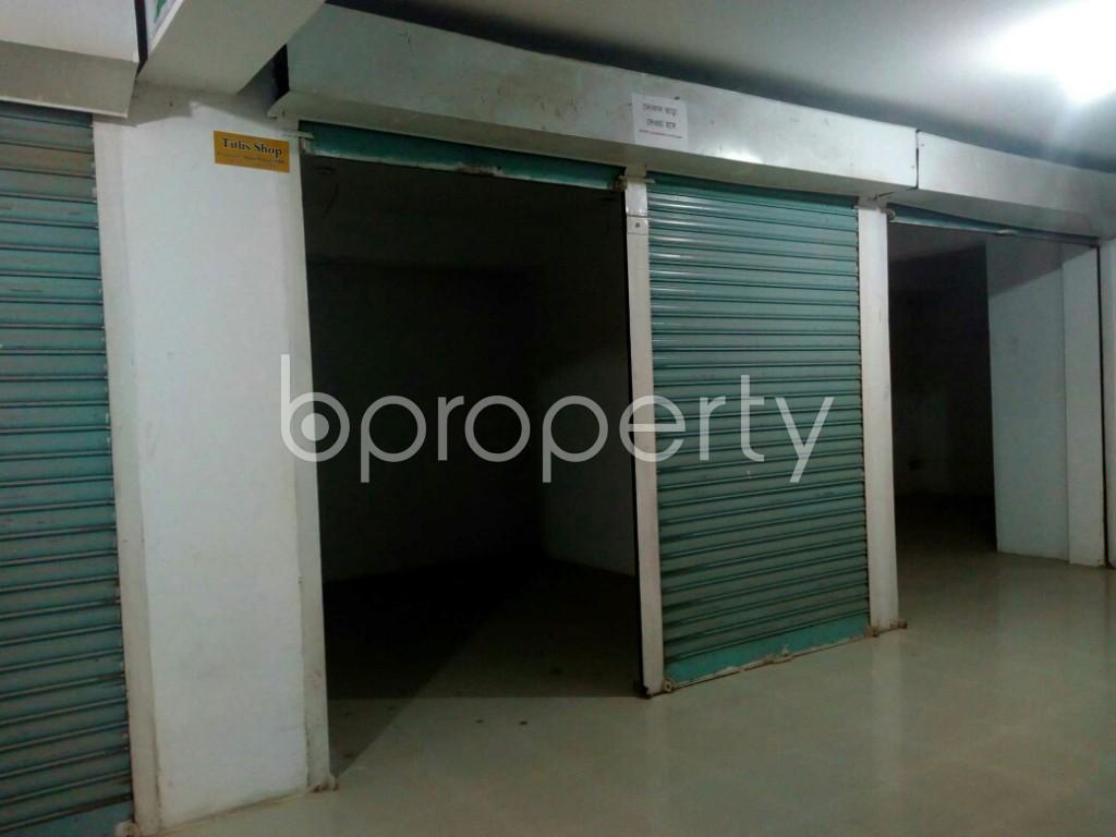 Commercial inside - Shop for Sale in Dakshin Khan, Dhaka - 1863418