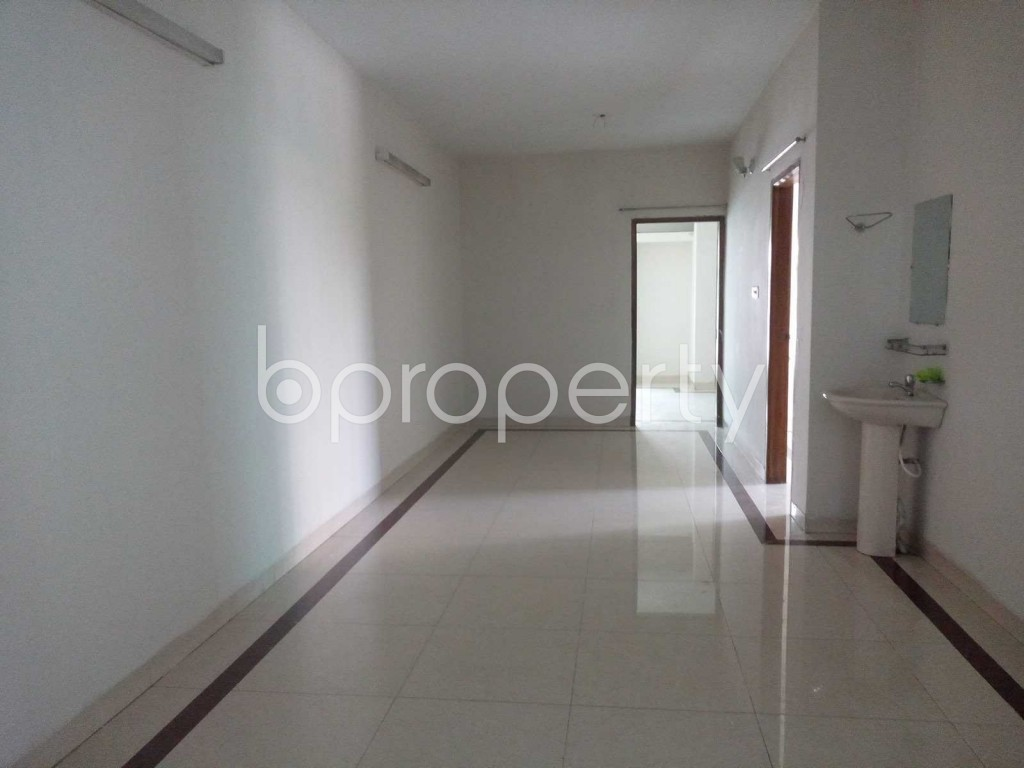 Dine/Dining - 3 Bed Apartment for Sale in Uttara, Dhaka - 1863583