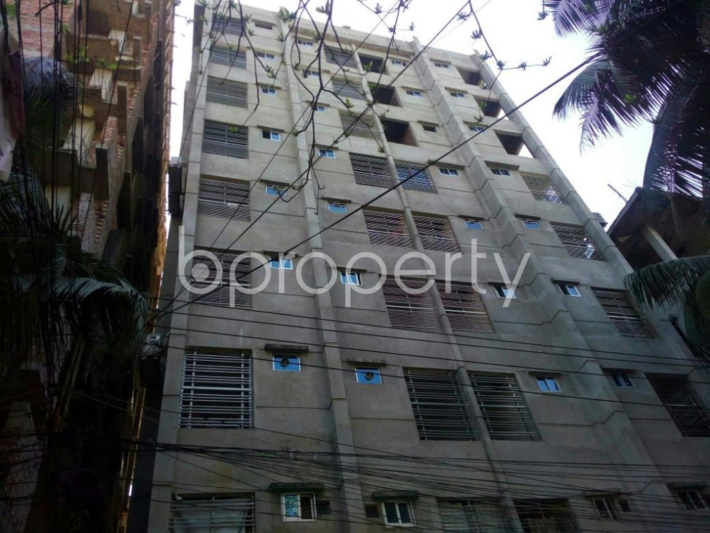 Front view - 3 Bed Apartment for Sale in 4 No Chandgaon Ward, Chattogram - 1863598