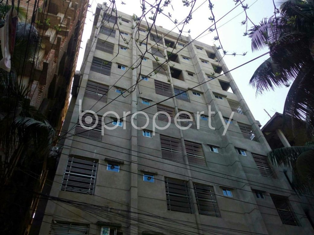 Front view - 3 Bed Apartment for Sale in 4 No Chandgaon Ward, Chattogram - 1863609
