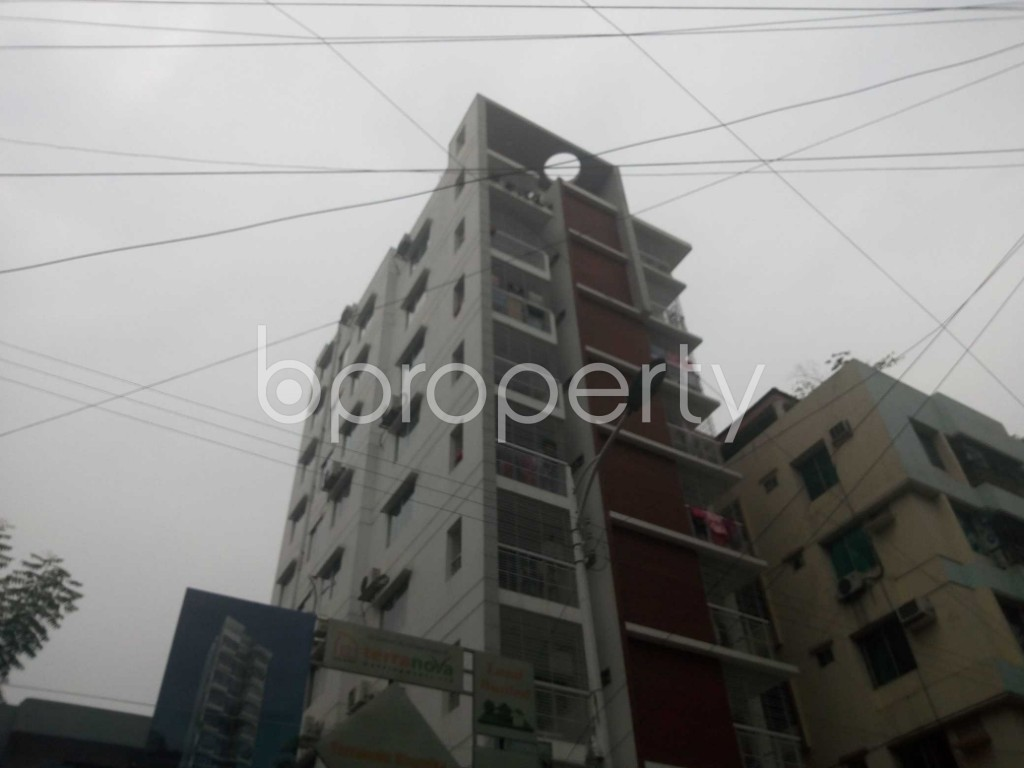 Outside view - 1 Bed Apartment for Sale in Uttara, Dhaka - 1864032