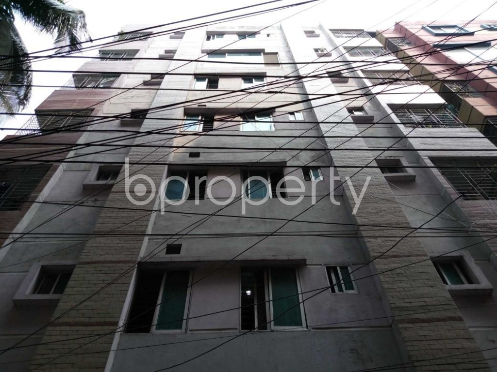 Front view - 3 Bed Apartment for Sale in North Shahjahanpur, Dhaka - 1864456