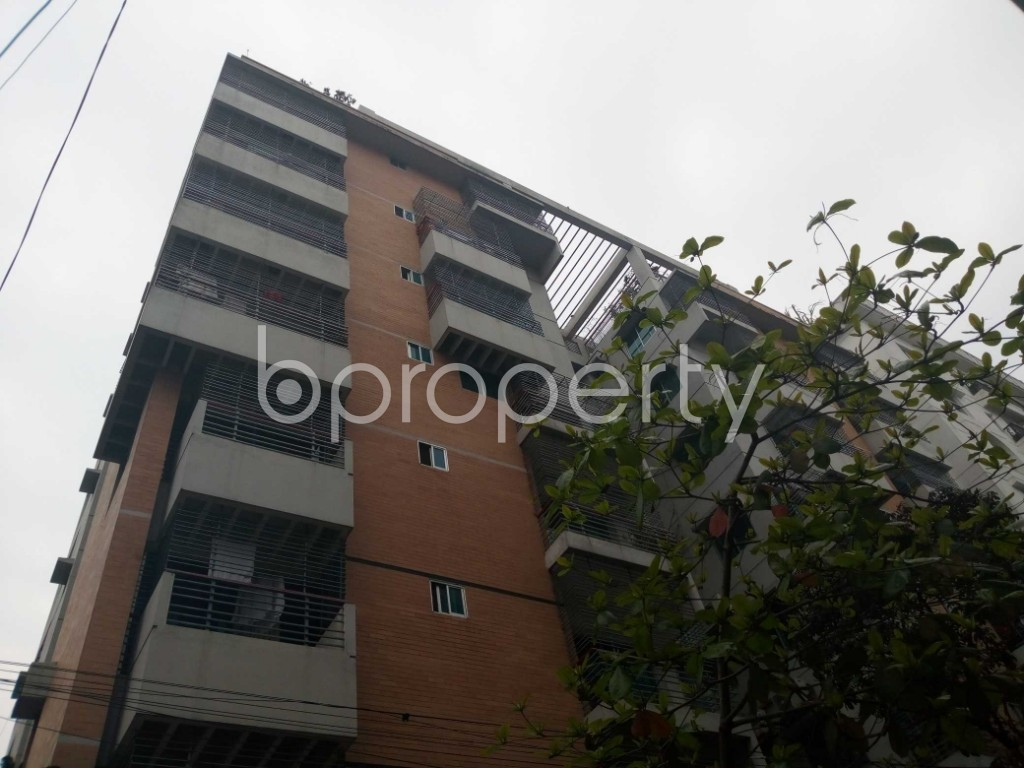 Outside view - 3 Bed Apartment for Sale in Uttara, Dhaka - 1864551