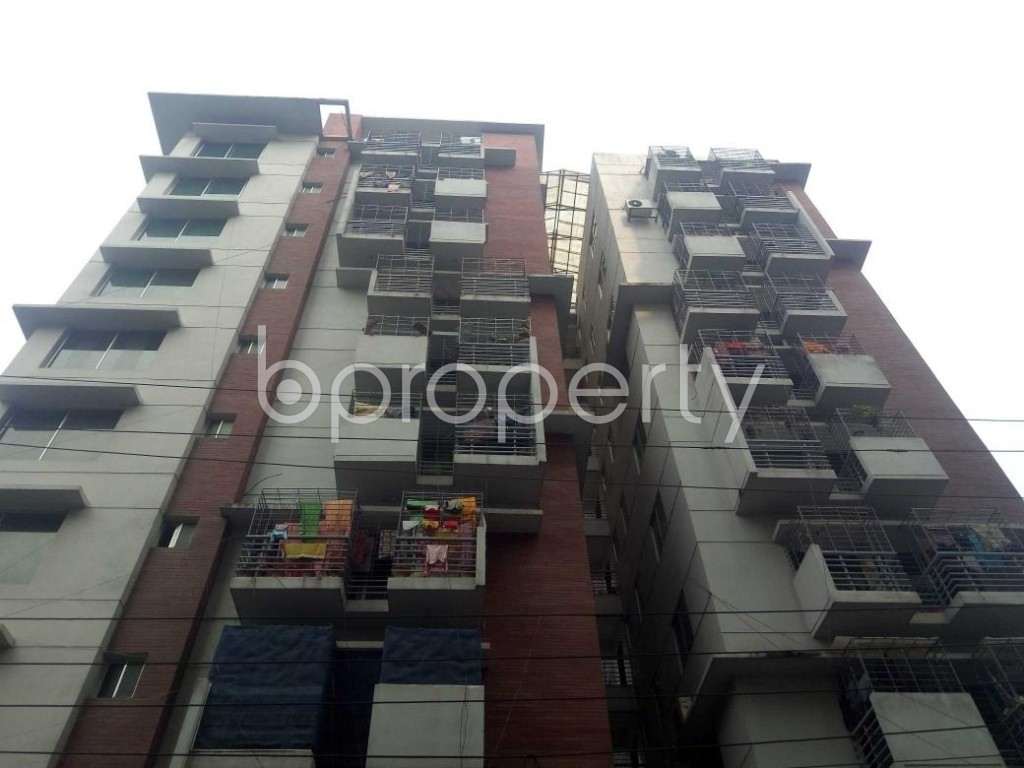 Front view - 3 Bed Apartment for Sale in Dhanmondi, Dhaka - 1864947