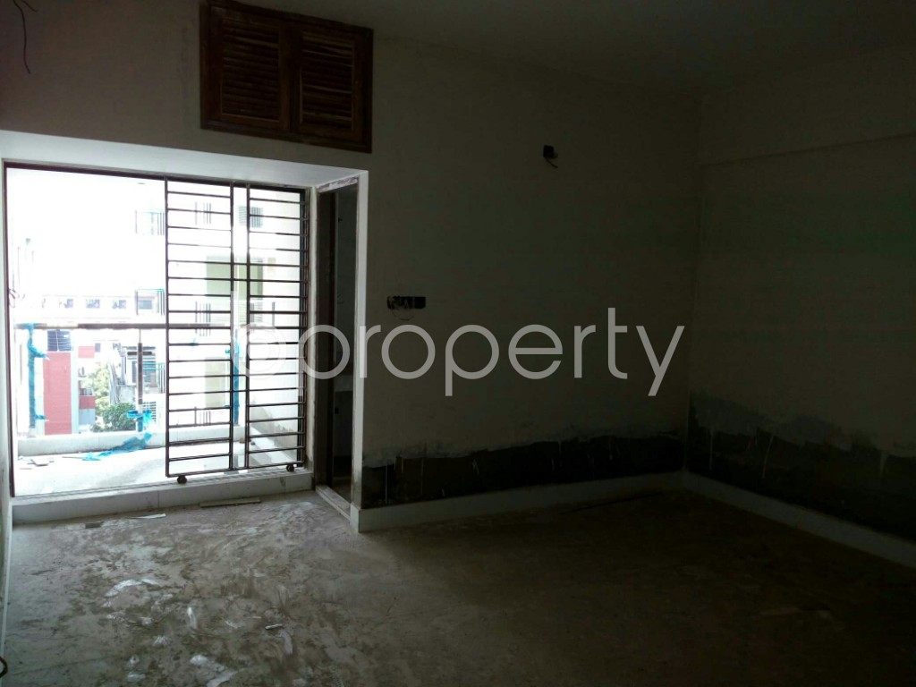 Bedroom - 4 Bed Apartment for Sale in Uttara, Dhaka - 1865072