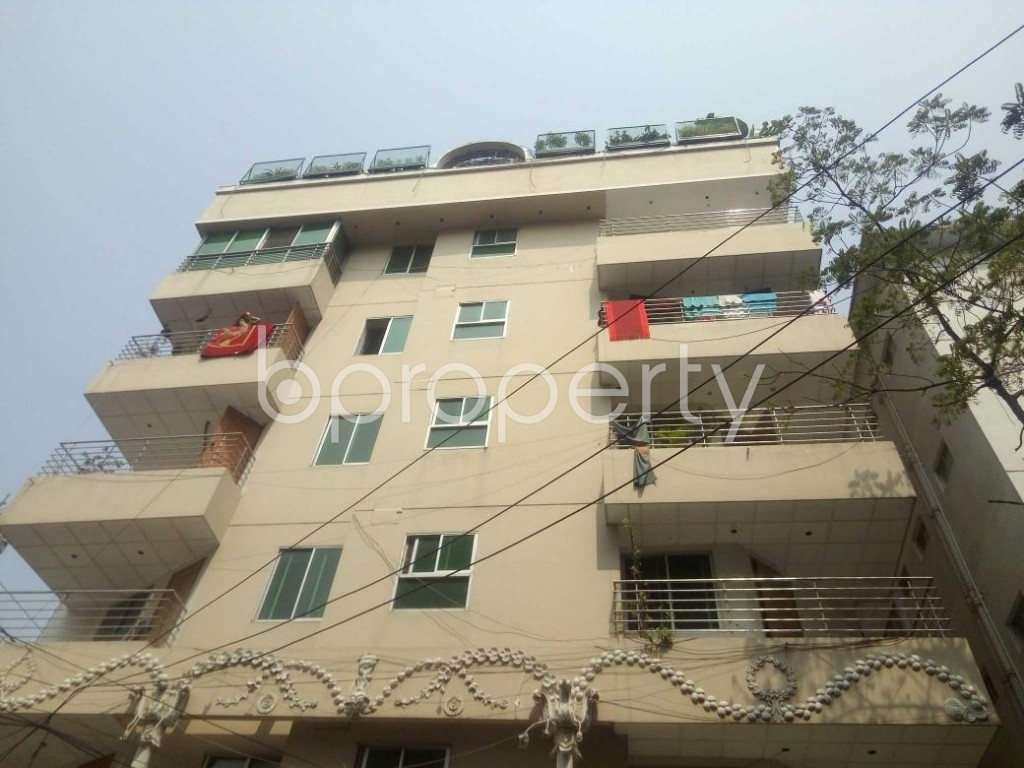 Front view - 4 Bed Apartment to Rent in Baridhara DOHS, Dhaka - 1865192