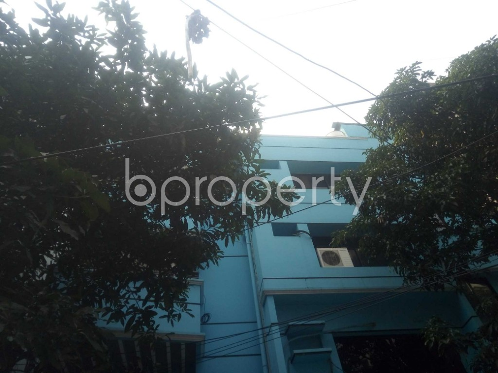 Outside view - 2 Bed Apartment to Rent in Baridhara DOHS, Dhaka - 1865420