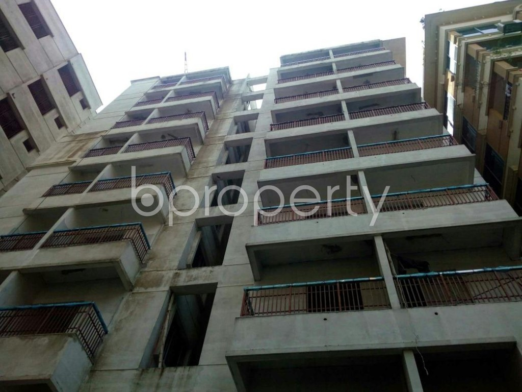 Front view - 3 Bed Apartment for Sale in Khulshi, Chattogram - 1865579