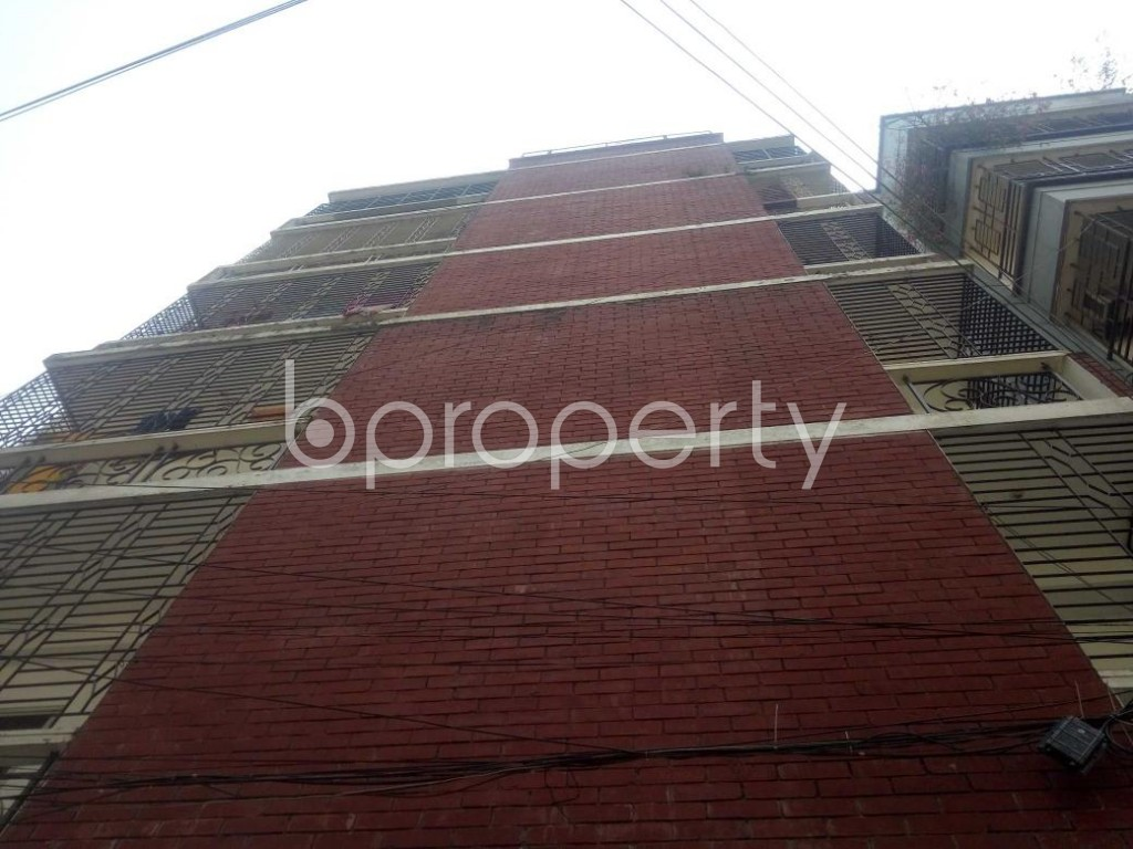 Front view - 3 Bed Apartment to Rent in Baridhara, Dhaka - 1865714