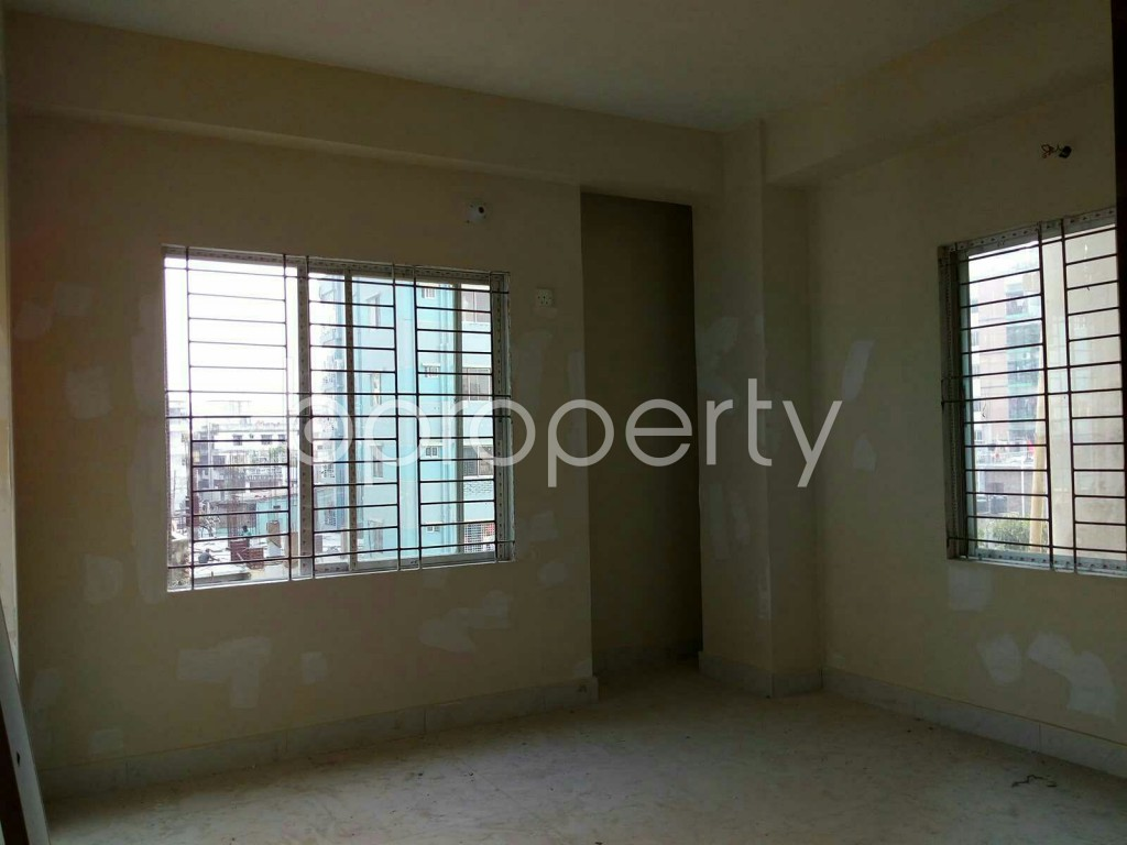 Bedroom - 3 Bed Apartment for Sale in Dhanmondi, Dhaka - 1866064