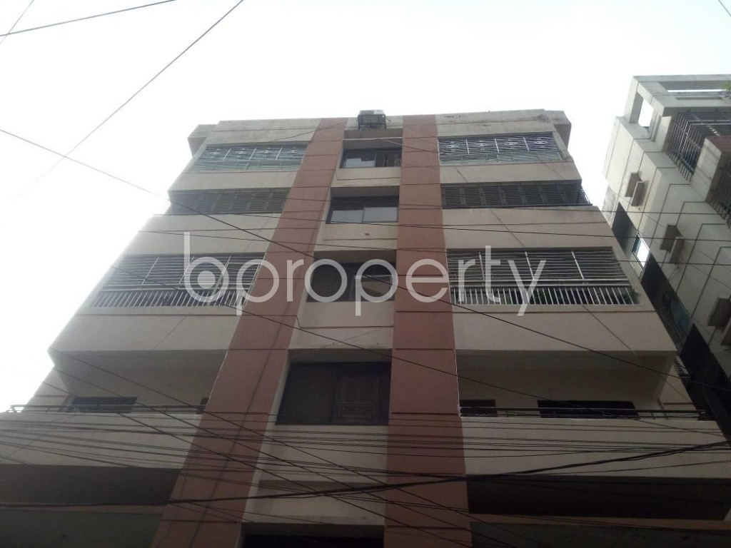 Front view - 3 Bed Apartment to Rent in Baridhara, Dhaka - 1866466