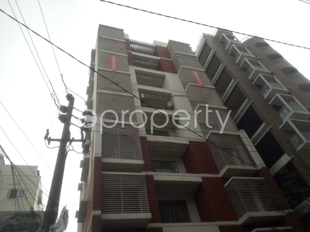 Front view - 3 Bed Apartment to Rent in Baridhara, Dhaka - 1866465
