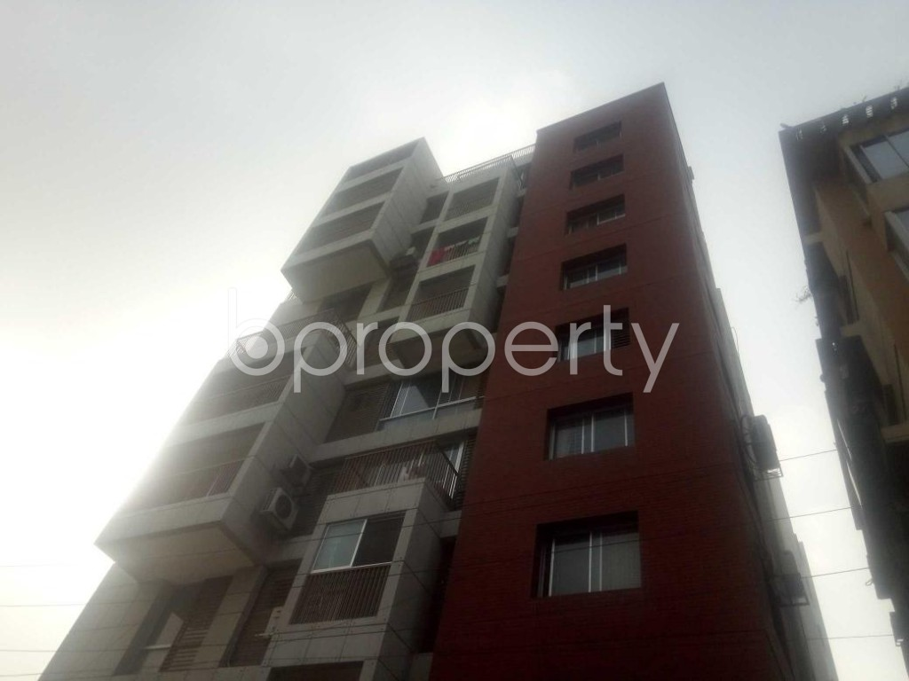Front view - 3 Bed Apartment to Rent in Baridhara, Dhaka - 1866630