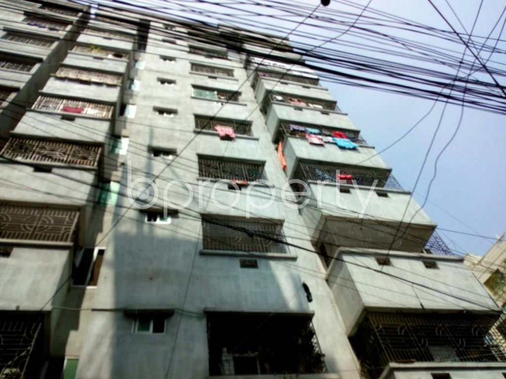 Front view - 3 Bed Apartment to Rent in Narayanganj, Narayanganj City - 1866764
