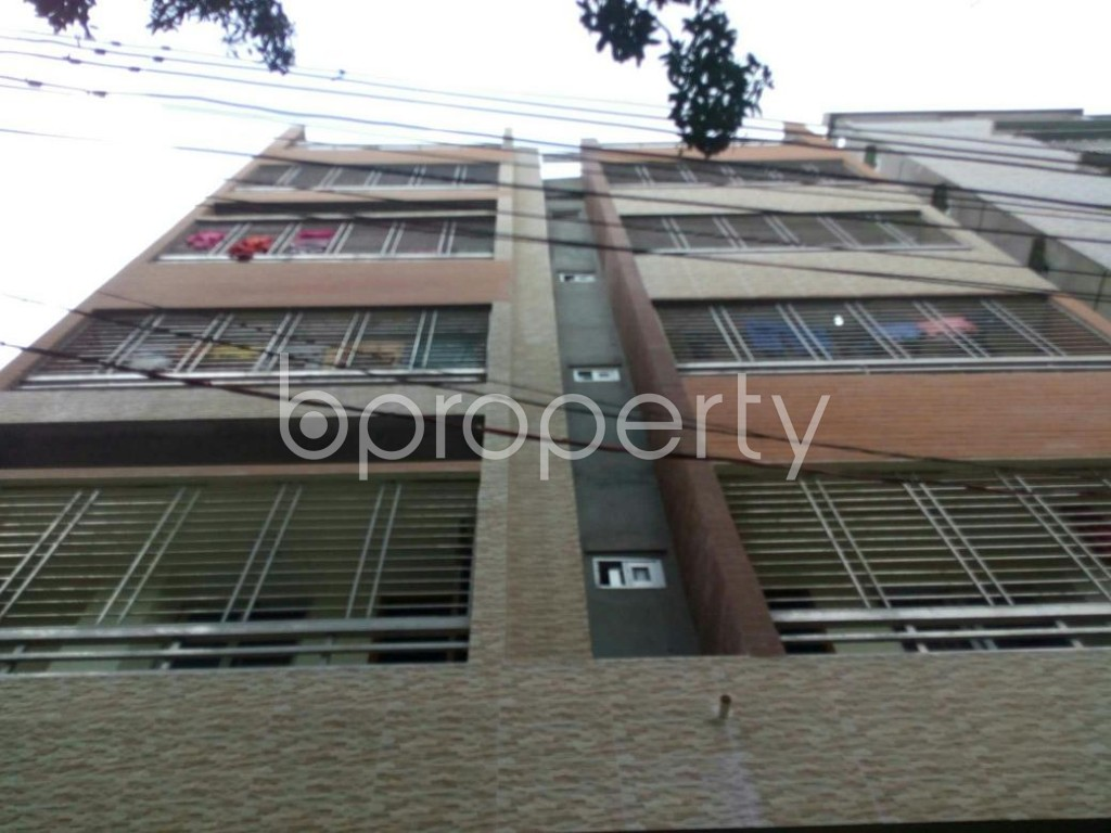 Front view - 3 Bed Apartment to Rent in Older Chowdhury Para Road, Cumilla - 1866773
