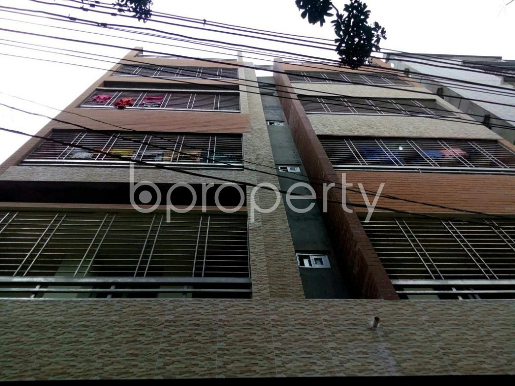 Front view - 2 Bed Apartment to Rent in Older Chowdhury Para Road, Cumilla - 1866774