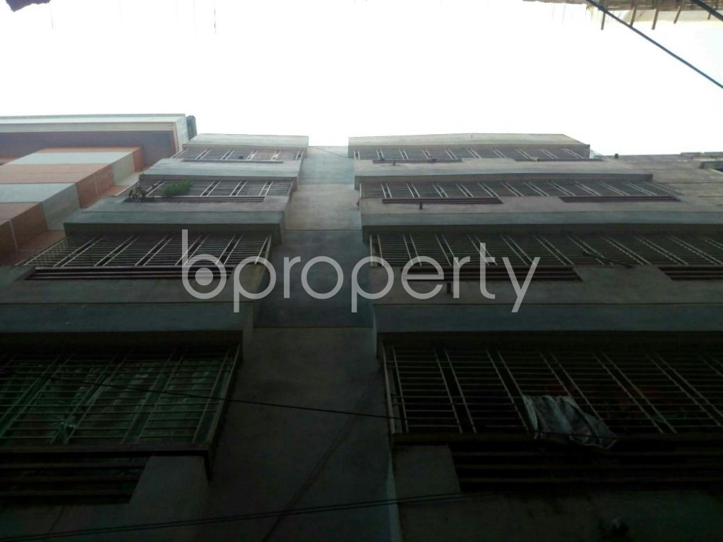Front view - 2 Bed Apartment to Rent in Jhautola, Cumilla - 1866867