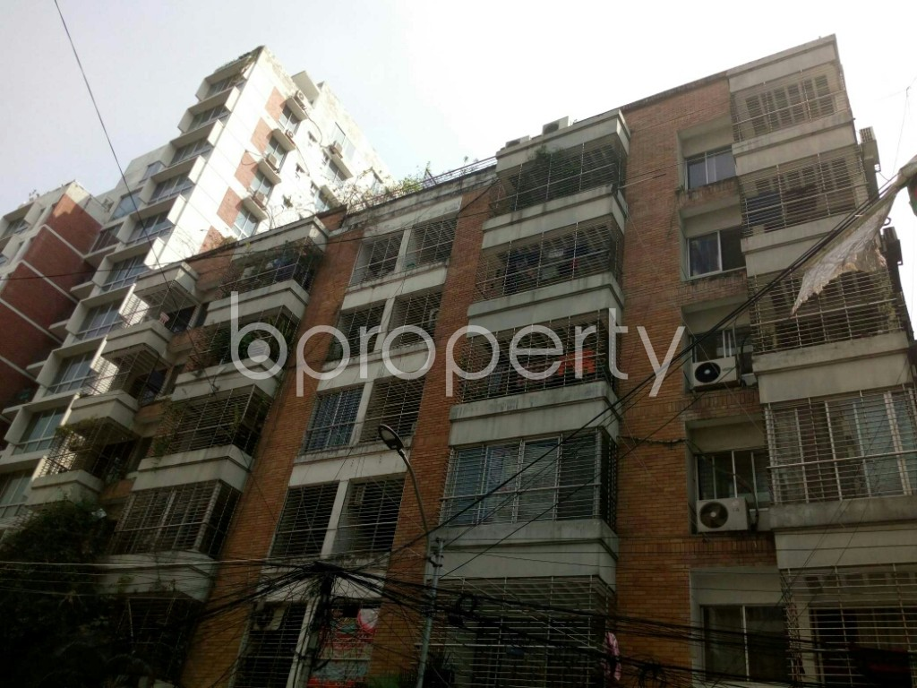 Outside view - 3 Bed Apartment for Sale in Dhanmondi, Dhaka - 1866976