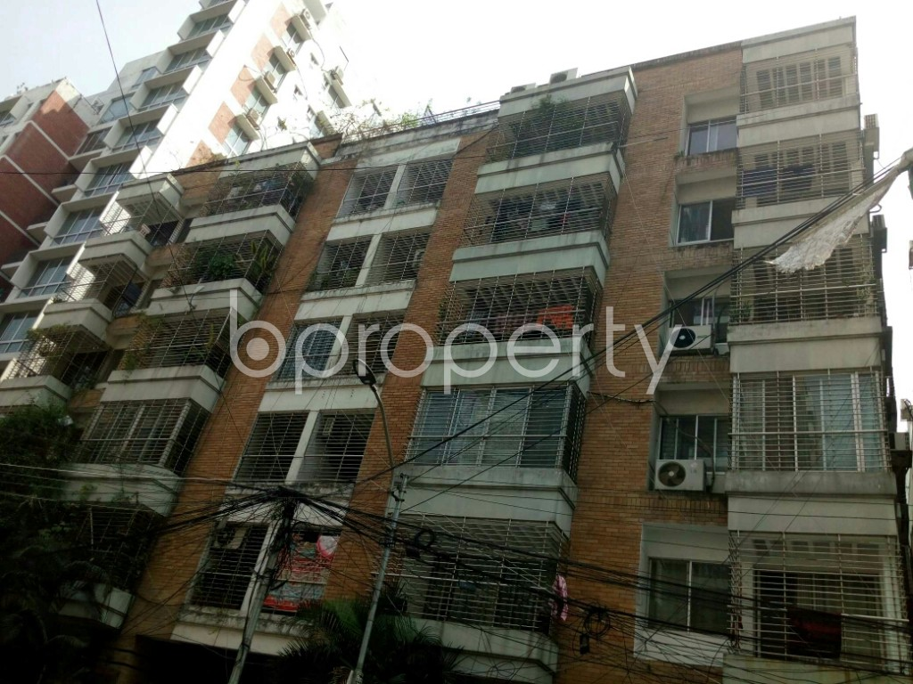 Outside view - 3 Bed Apartment for Sale in Dhanmondi, Dhaka - 1866980