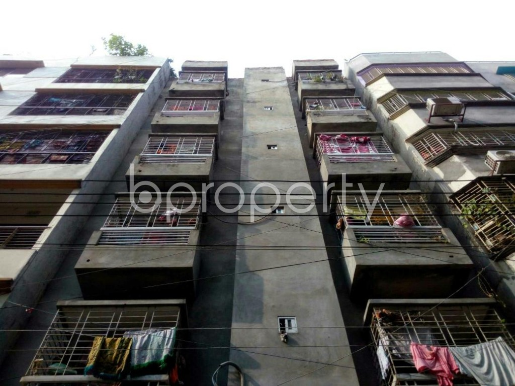 Front view - 2 Bed Apartment to Rent in Mirpur, Dhaka - 1867354