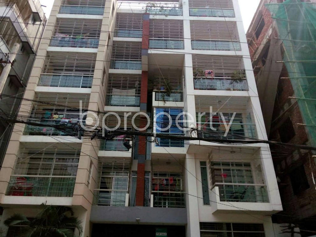 Front view - 3 Bed Apartment to Rent in Uttara, Dhaka - 1867500