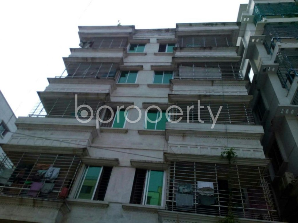 Front view - 3 Bed Apartment to Rent in Uttara, Dhaka - 1867505