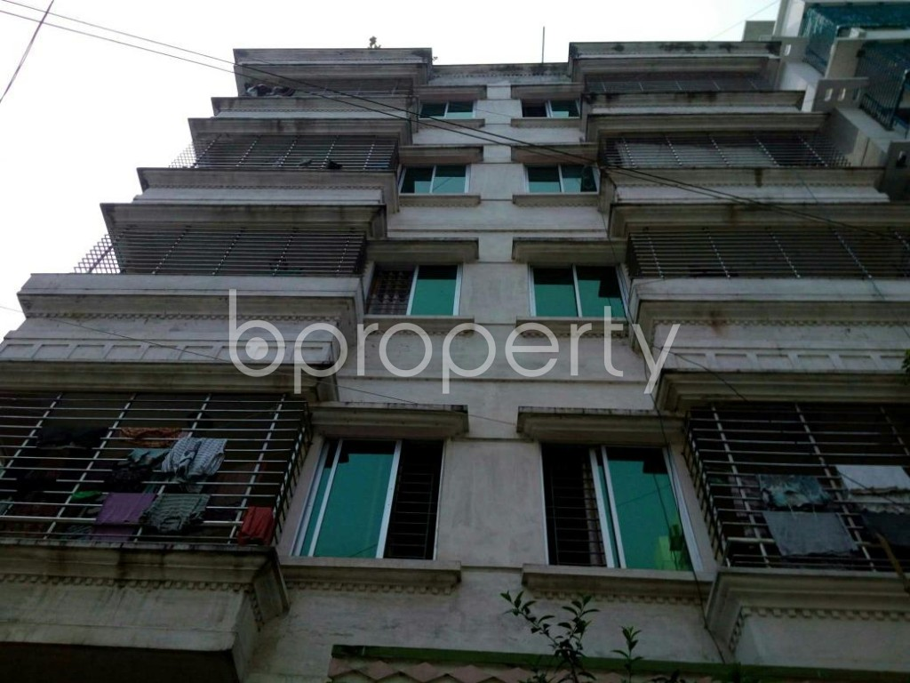 Front view - 3 Bed Apartment to Rent in Uttara, Dhaka - 1867506