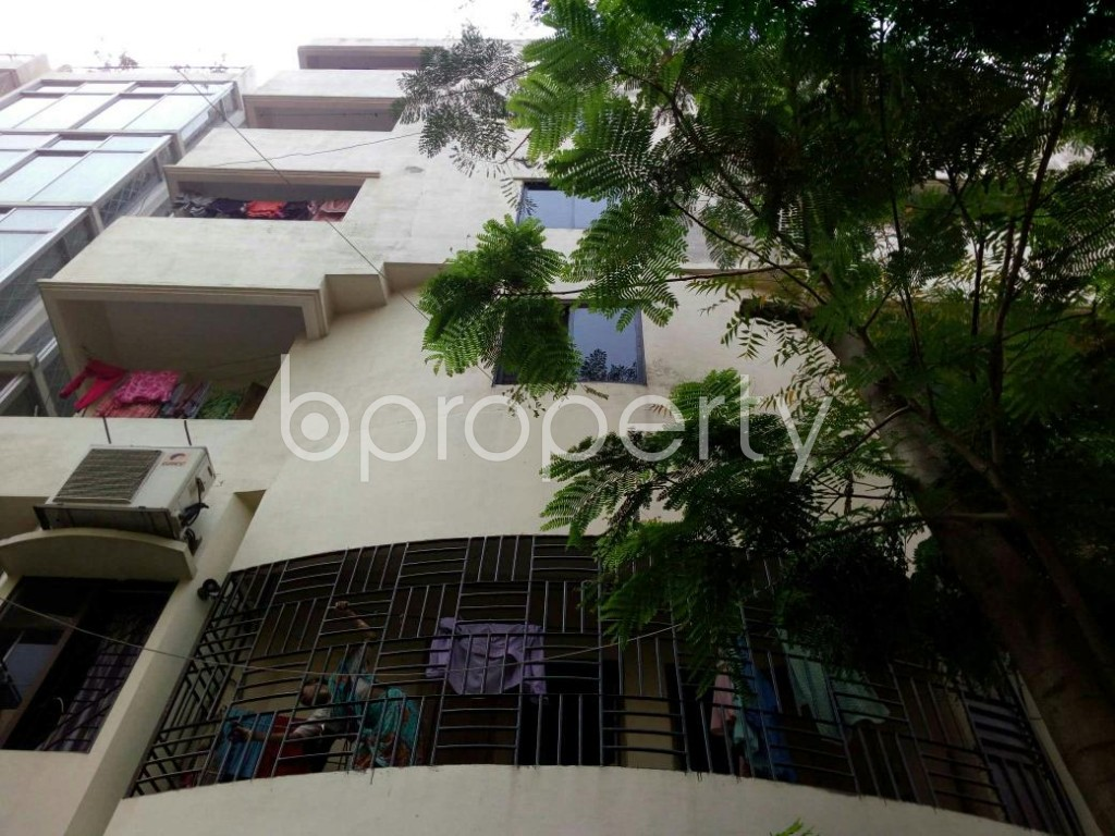 Front view - 2 Bed Apartment to Rent in Uttara, Dhaka - 1867507