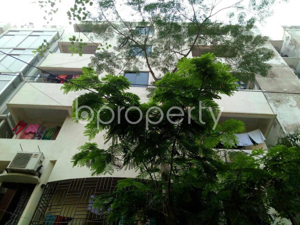 Front view - 1 Bed Apartment to Rent in Uttara, Dhaka - 1867508