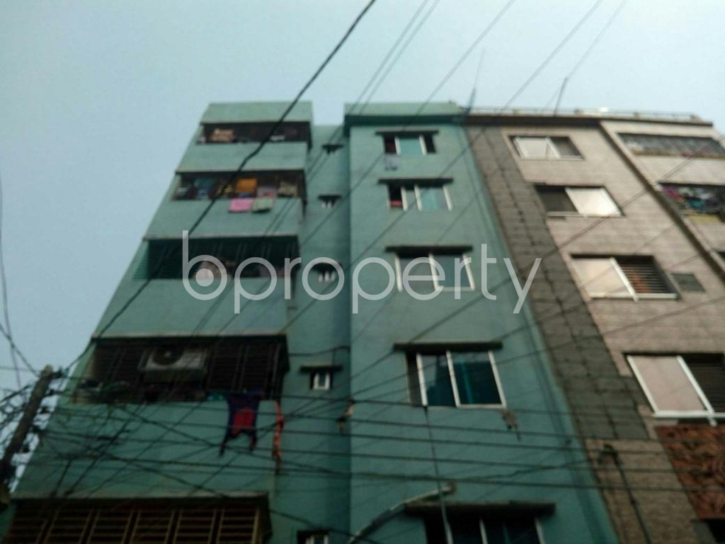 Front view - 2 Bed Apartment to Rent in Mirpur, Dhaka - 1867545